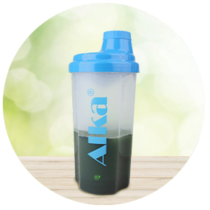 alka greens bottle