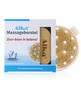 Alka® Massageborstel - NL